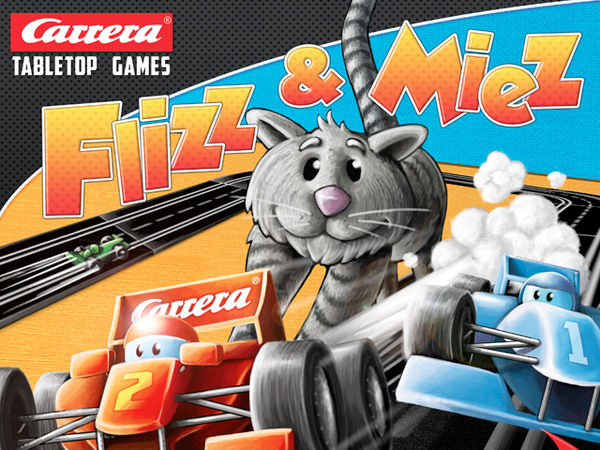 Bild zu Alle Brettspiele-Spiel Flizz & Miez