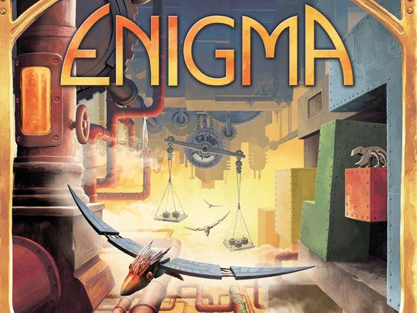 Bild zu Alle Brettspiele-Spiel Enigma