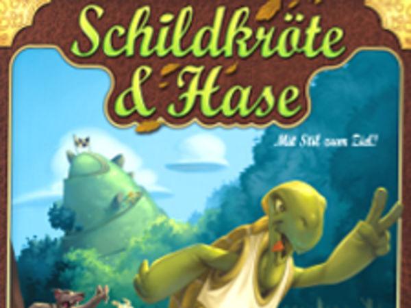 Bild zu Alle Brettspiele-Spiel Schildkröte und Hase
