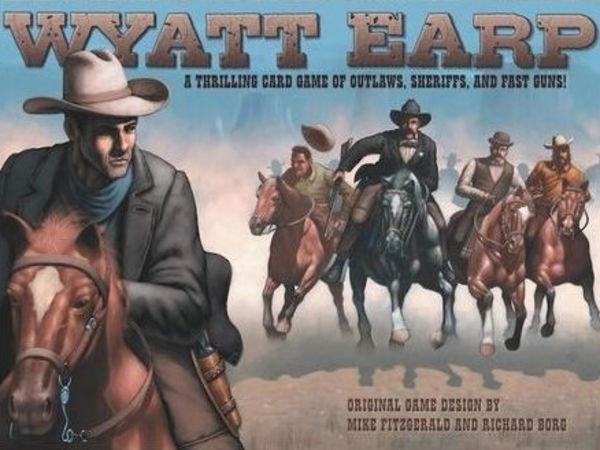 Bild zu Alle Brettspiele-Spiel Wyatt Earp