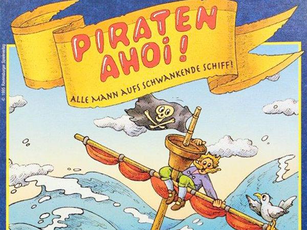 Bild zu Alle Brettspiele-Spiel Piraten Ahoi