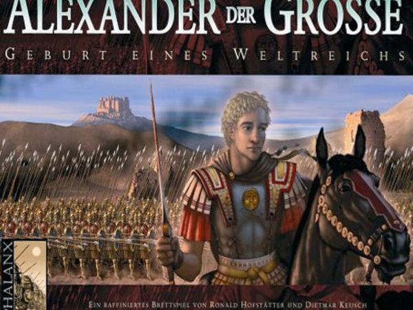 Bild zu Alle Brettspiele-Spiel Alexander der Große