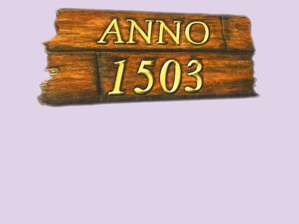 Bild zu Alle Brettspiele-Spiel Anno 1503