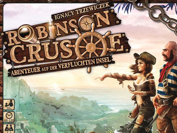 Bild zu Alle Brettspiele-Spiel Robinson Crusoe