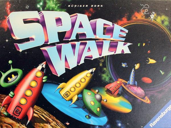 Bild zu Alle Brettspiele-Spiel Spacewalk