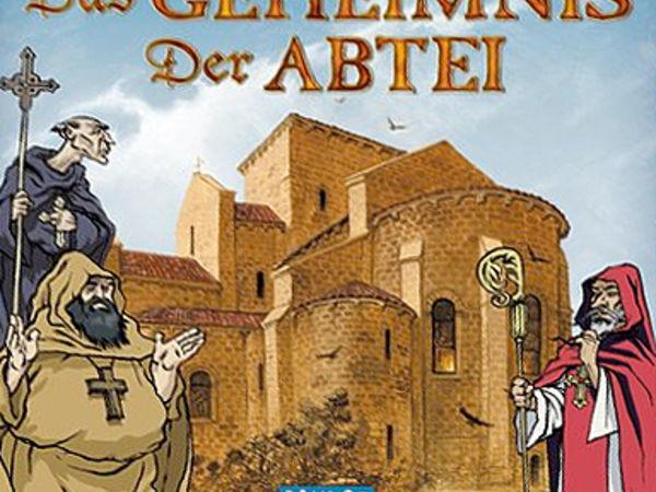 Bild zu Alle Brettspiele-Spiel Das Geheimnis der Abtei