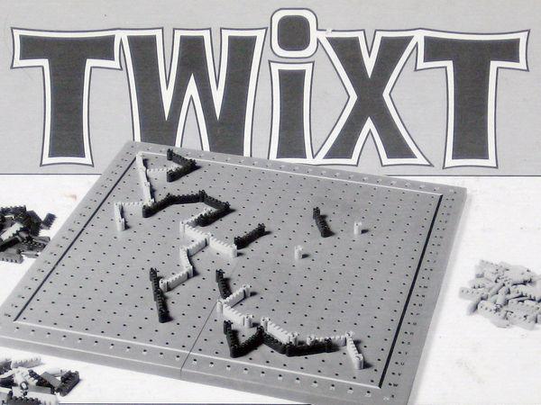 Bild zu Alle Brettspiele-Spiel Twixt