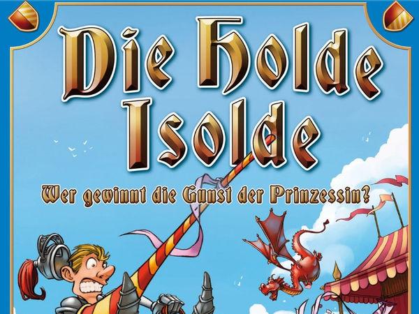 Bild zu Alle Brettspiele-Spiel Die holde Isolde