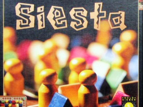Bild zu Alle Brettspiele-Spiel Siesta