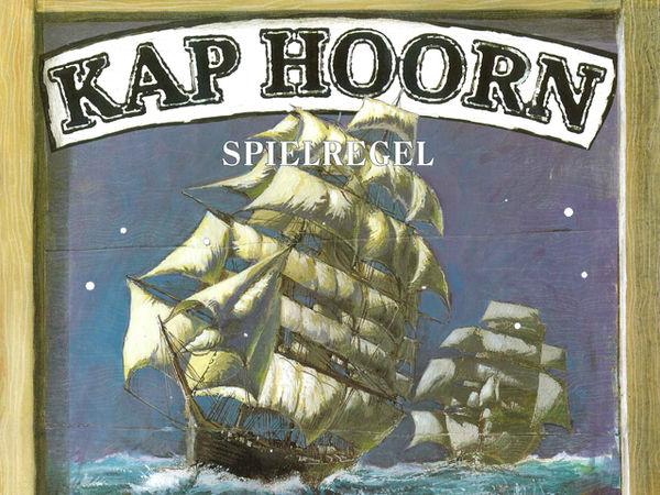 Bild zu Alle Brettspiele-Spiel Kap Hoorn