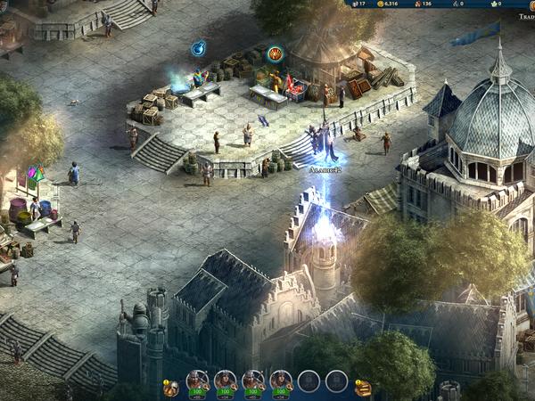 Bild zu Rollenspiele-Spiel Might & Magic Heroes Online