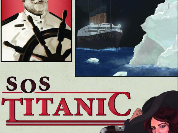 Bild zu Alle Brettspiele-Spiel SOS Titanic