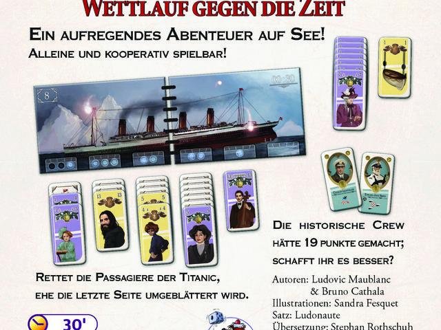 SOS Titanic Bild 1