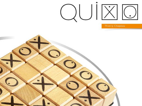Bild zu Alle Brettspiele-Spiel Quixo