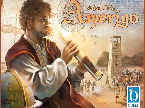 Bild zu Alle Brettspiele-Spiel Amerigo