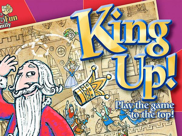 Bild zu Alle Brettspiele-Spiel King Up!