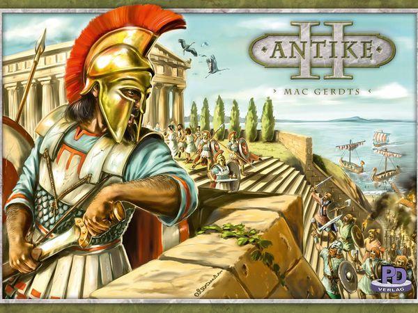 Bild zu Alle Brettspiele-Spiel Antike II