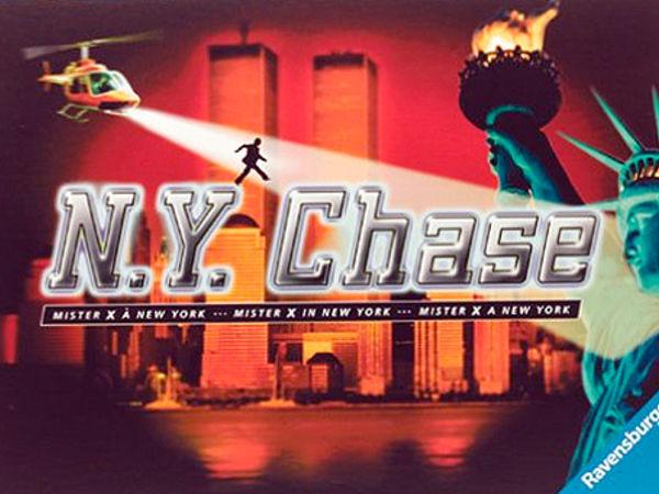Bild zu Alle Brettspiele-Spiel NY Chase