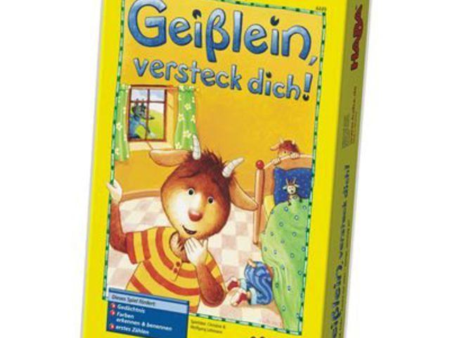 Geißlein, versteck dich! Bild 1