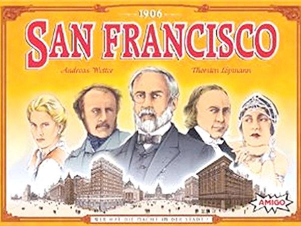 Bild zu Alle Brettspiele-Spiel San Francisco