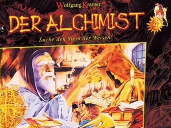 Bild zu Alle Brettspiele-Spiel Der Alchimist