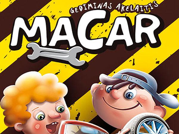 Bild zu Alle Brettspiele-Spiel MaCar