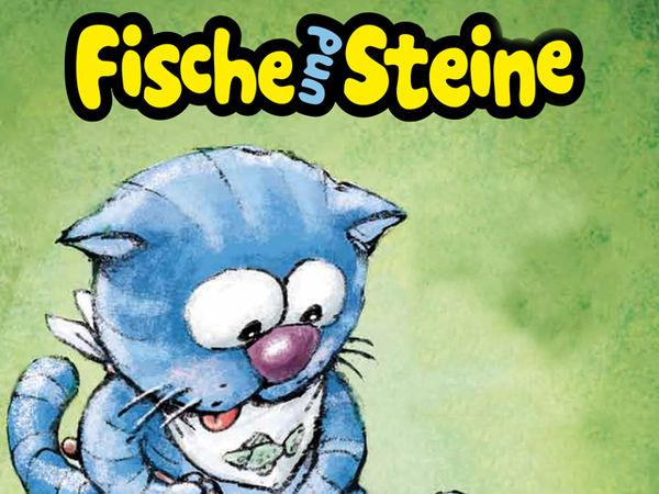 Bild zu Alle Brettspiele-Spiel Fische und Steine