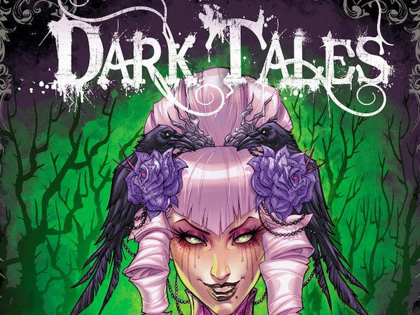 Bild zu Alle Brettspiele-Spiel Dark Tales