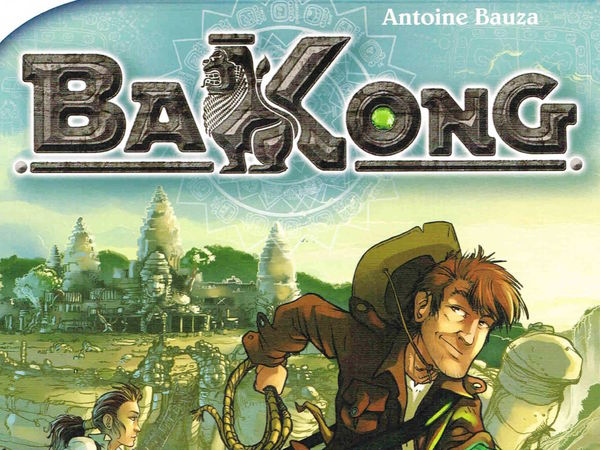 Bild zu Alle Brettspiele-Spiel Bakong