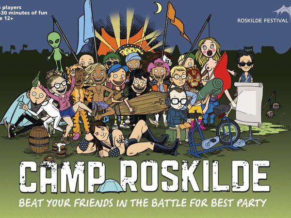 Bild zu Alle Brettspiele-Spiel Camp Roskilde