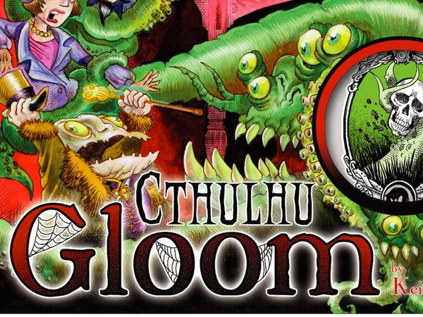 Bild zu Frühjahrs-Neuheiten-Spiel Cthulhu Gloom