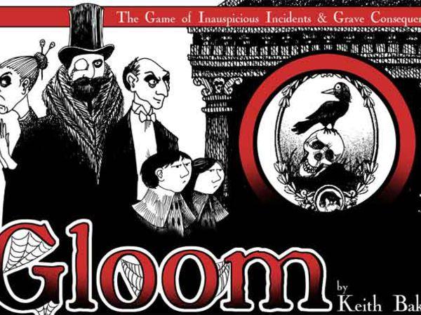 Bild zu Alle Brettspiele-Spiel Gloom