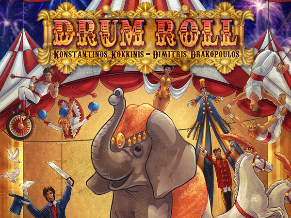 Bild zu Alle Brettspiele-Spiel Drum Roll