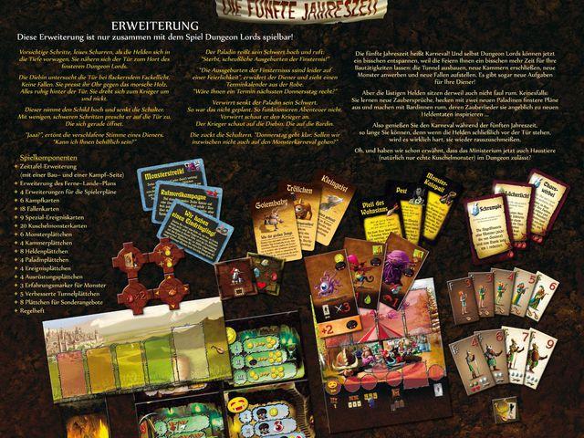 Dungeon Lords: Die fünfte Jahreszeit Bild 1
