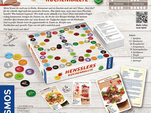 Hensslers Küchenrallye Bild 1