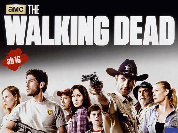 Bild zu Alle Brettspiele-Spiel The Walking Dead: Das Spiel