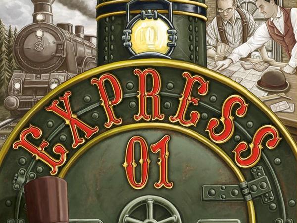 Bild zu Alle Brettspiele-Spiel Express 01