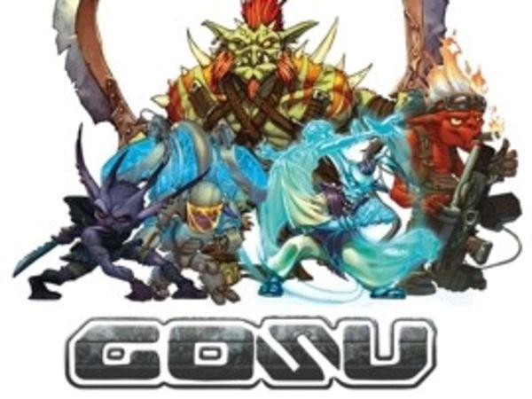 Bild zu Alle Brettspiele-Spiel Gosu