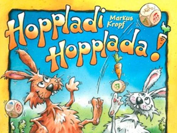 Bild zu Alle Brettspiele-Spiel Hoppladi Hopplada