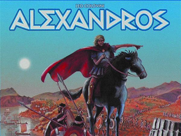 Bild zu Alle Brettspiele-Spiel Alexandros
