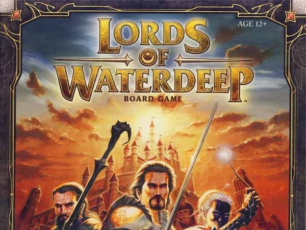 Bild zu Alle Brettspiele-Spiel Lords of Waterdeep