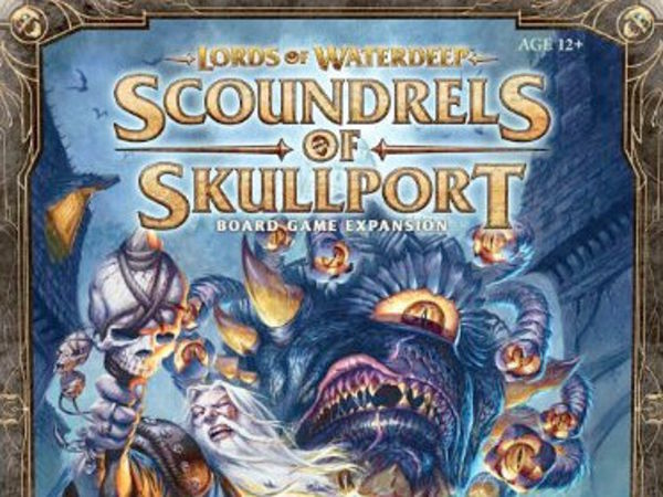 Bild zu Alle Brettspiele-Spiel Lords of Waterdeep: Scoundrels of Skullport