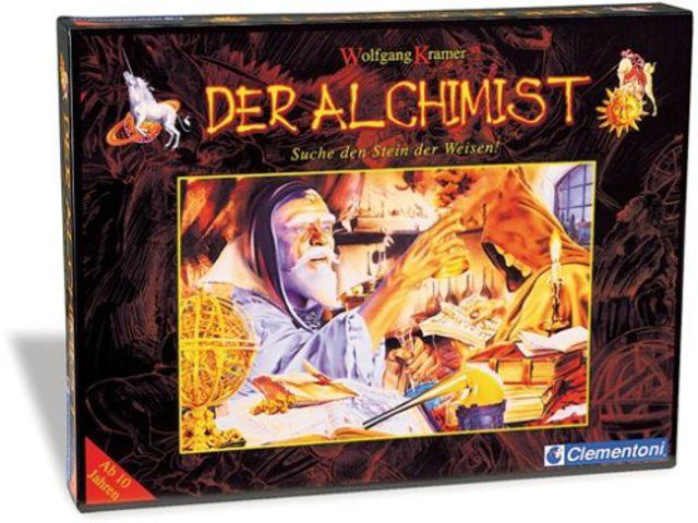 Der Alchimist Bild 1