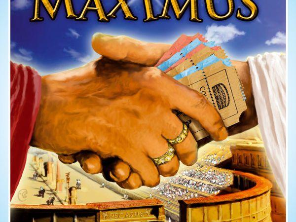 Bild zu Alle Brettspiele-Spiel Circus Maximus