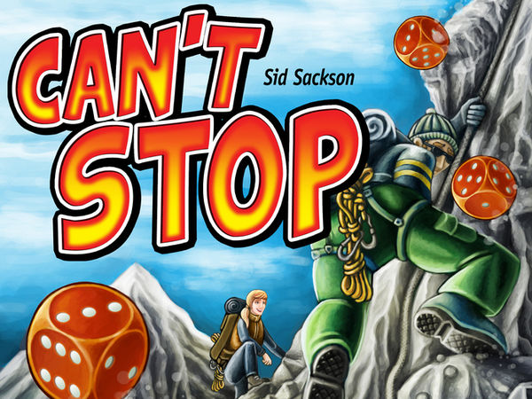 Bild zu Alle Brettspiele-Spiel Can't Stop