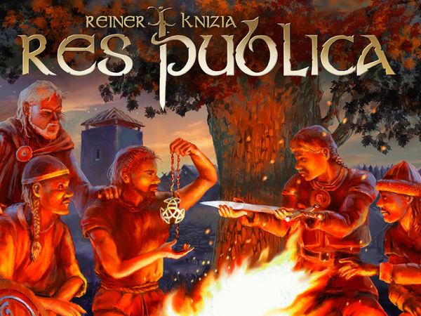 Bild zu Alle Brettspiele-Spiel Res Publica