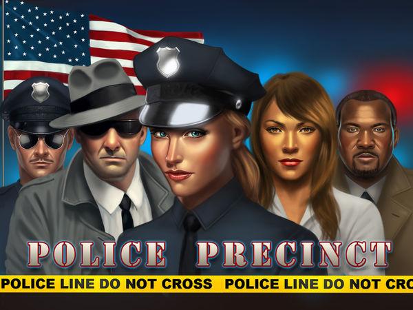 Bild zu Alle Brettspiele-Spiel Police Precinct