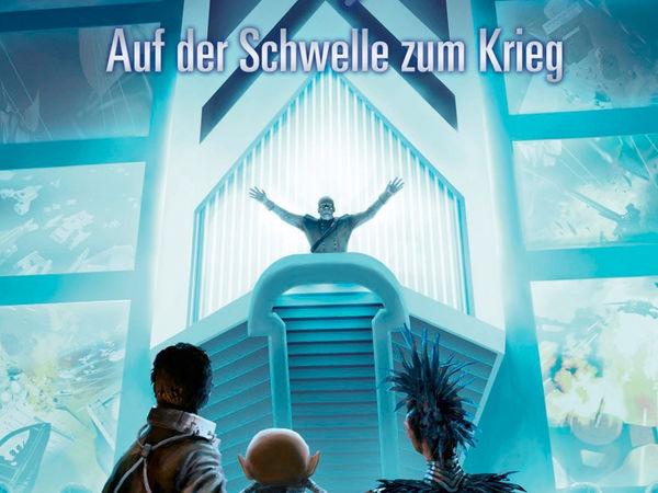 Bild zu Alle Brettspiele-Spiel Race for the Galaxy: Auf der Schwelle zum Krieg