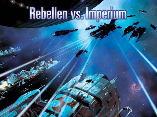Bild zu Alle Brettspiele-Spiel Race for the Galaxy: Rebellen vs. Imperium
