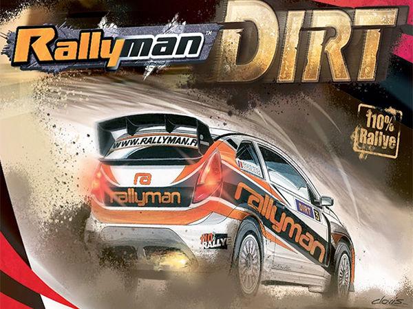 Bild zu Alle Brettspiele-Spiel Rallyman - Dirt